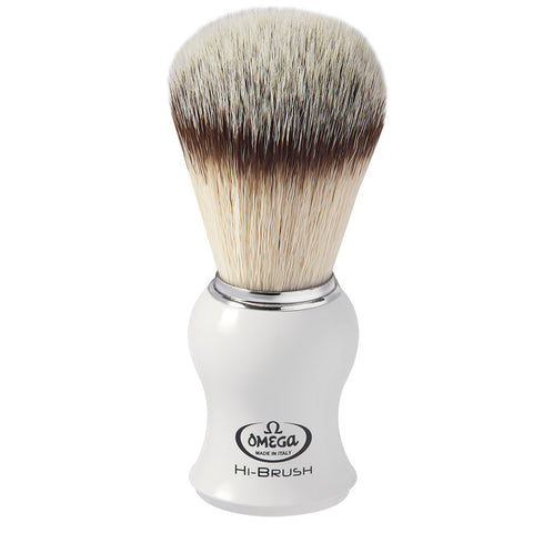 Omega Hi-Brush, Synthetik-Pinsel - No More Beard
