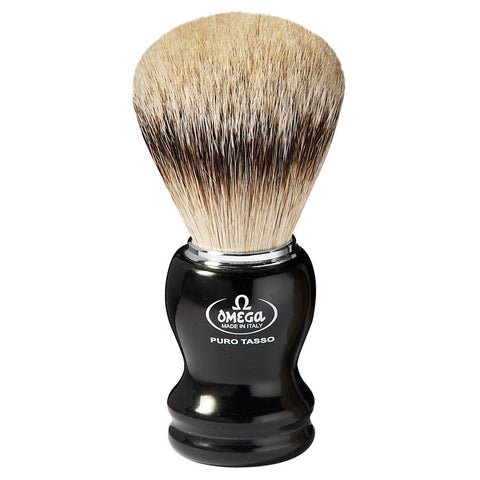 Omega Badger Shaving Brush 618 - No More Beard