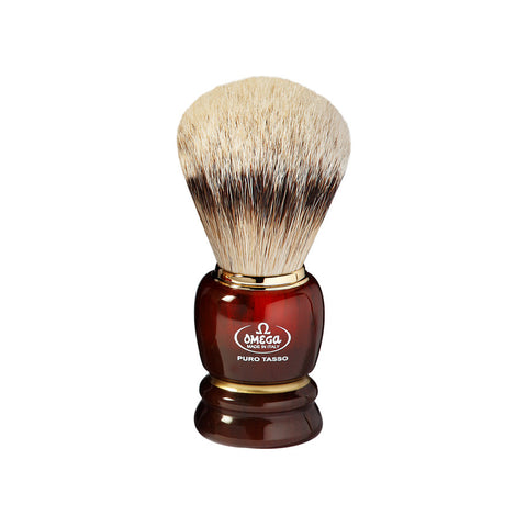 Omega Badger Shaving Brush 636 - No More Beard