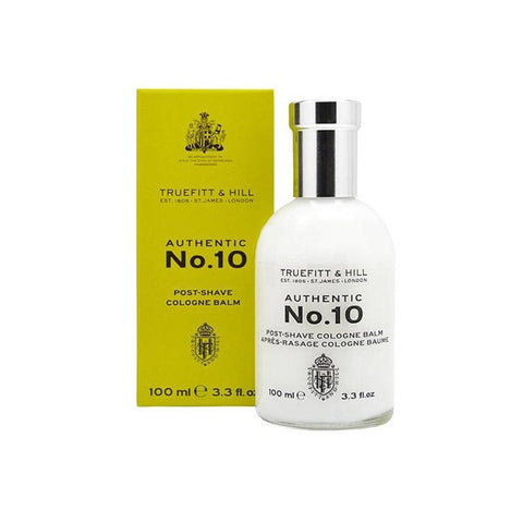 Truefitt & Hill Authentic No.10 After Shave Balsam - No More Beard