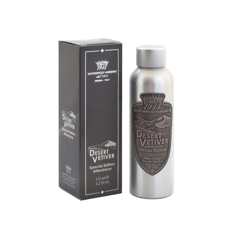 Saponificio Varesino Desert Vetiver Aftershave - No More Beard