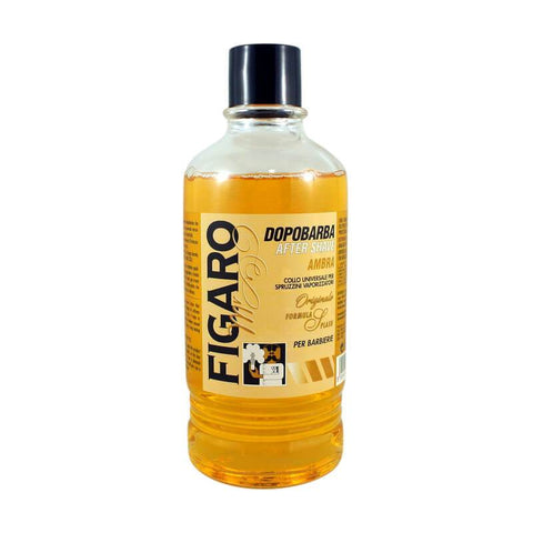 Figaro Aftershave Amber Splash 400 ml - No More Beard