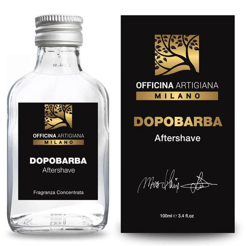 Officina Artigiana Aftershave Splash - Rasierwasser - No More Beard