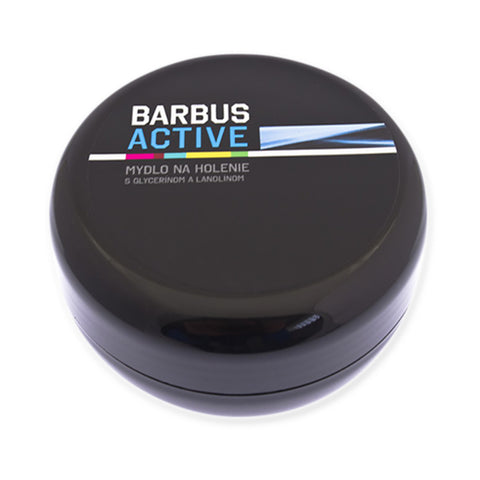 Barbus Active Rasierseife - No More Beard