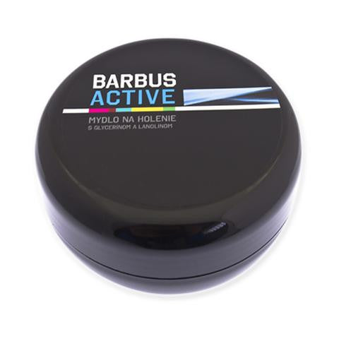 Barbus Rasiercreme Proben - No More Beard