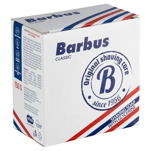 Barbus Classic Rasierseife - No More Beard