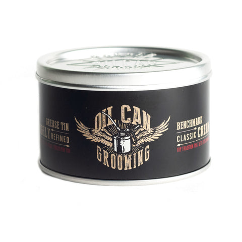 Oil Can Grooming Classic Cream - Haarcreme - No More Beard