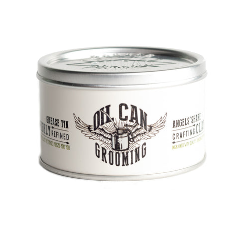 Oil Can Grooming Crafting Clay - Haarlehm - No More Beard