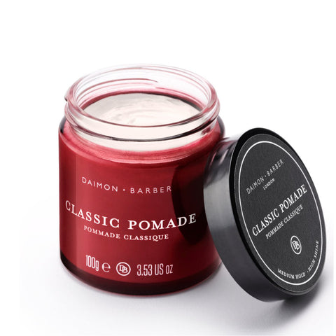 Daimon Barber Classic Haarpomade - No More Beard