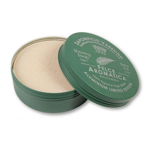 Saponificio Varesino Felce Aromatica Shaving Soap - No More Beard