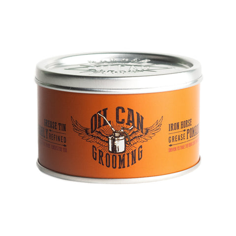 Oil Can Grooming Grease Pomade - No More Beard