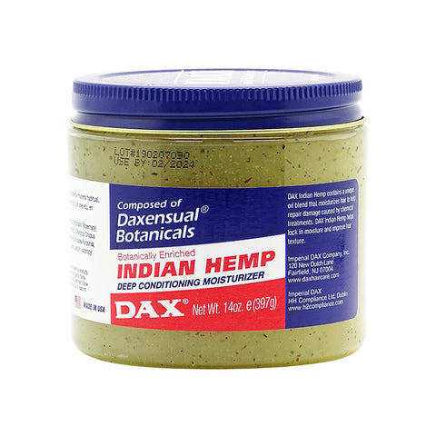 DAX Indian Hemp - Conditioner mit Hanföl - No More Beard