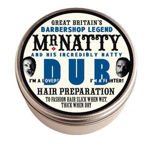 Mr Natty Dub Haarstyling-Paste - No More Beard
