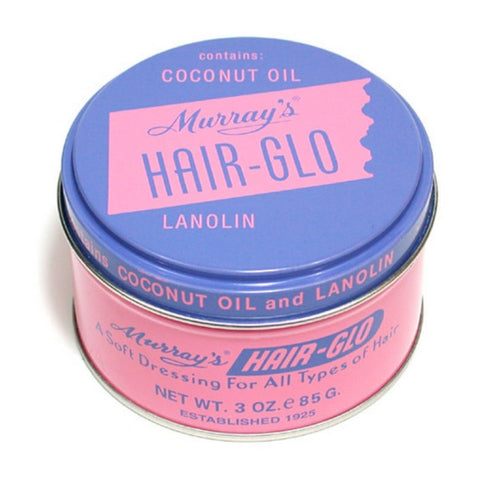 Murray's Hair-Glo Pomade - No More Beard