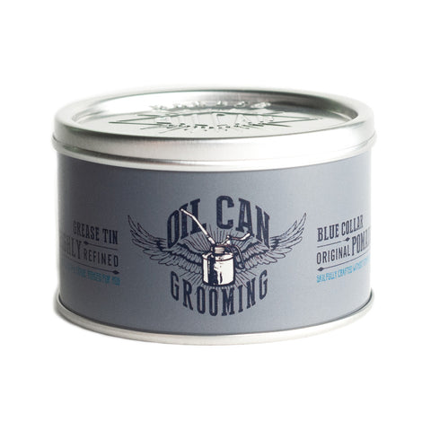 Oil Can Grooming Original Pomade - No More Beard
