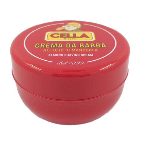 Cella Rasiercreme - No More Beard