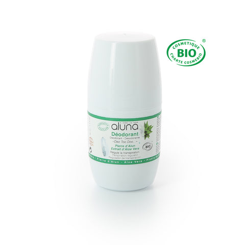 Aluna Deo Too Doo Roll-on Deodorant - Aloe Vera - No More Beard