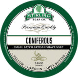 Stirling Coniferous Rasierseife - No More Beard