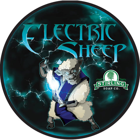 Stirling Electric Sheep Rasierseife - No More Beard