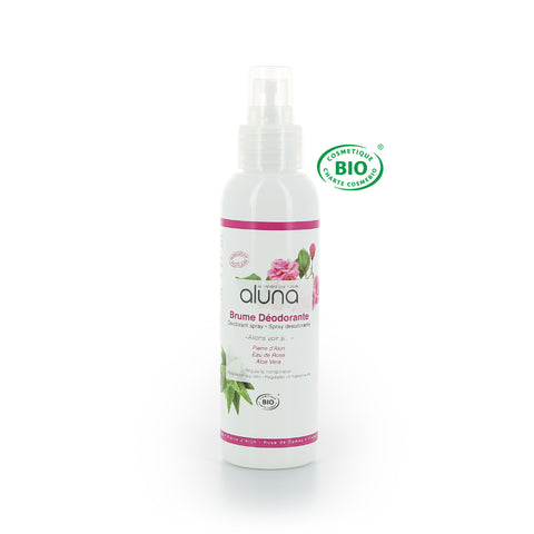 Aluna Allons voir si Bio Deo Spray - Rose - No More Beard