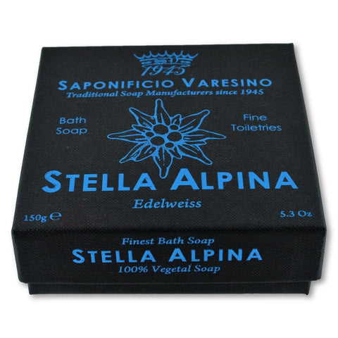 Saponificio Varesino Stella Alpina Badeseife - No More Beard
