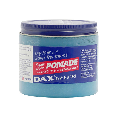 DAX Super Light Pomade - No More Beard
