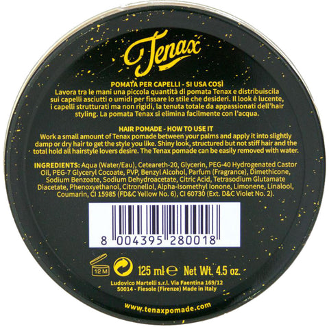 Tenax Haarpomade Strong - No More Beard