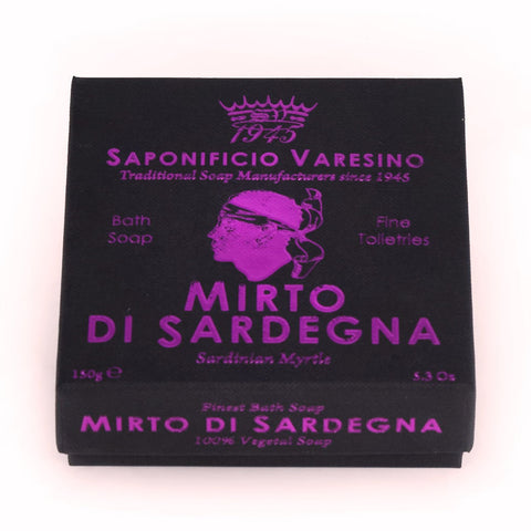 Saponificio Varesino Mirto di Sardegna Badeseife - No More Beard