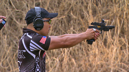 32-09 S&W Steel Nationals – NRA in Houston