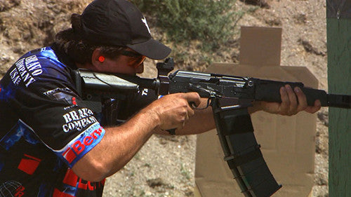 33-12 USPSA Multigun Nationals 2014