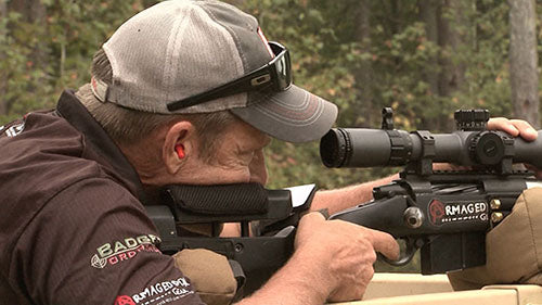 37-01 Bushnell Precision Rifle – The GAP Grind