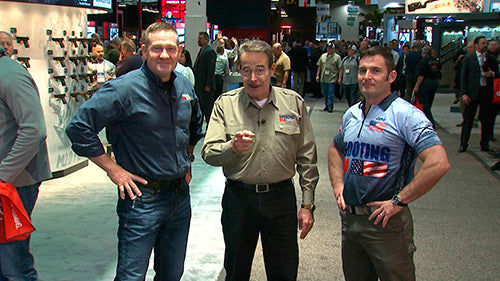 38-02  The 2019 SHOT Show