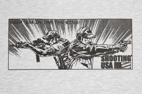 Shooting USA NANO-T T-Shirt