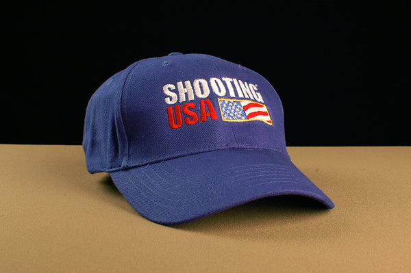 Shooting USA Caps