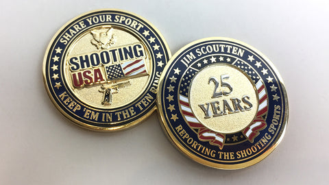 25th Anniversary Commemorative Offer from Shooting USA