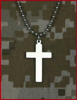 G.I. Jewelry Cross Pendant