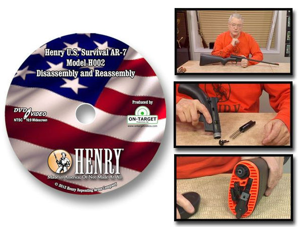 Henry Survival AR-7 Model H002