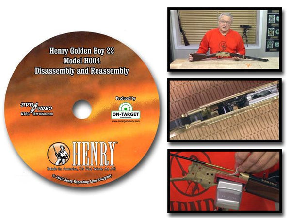 Henry Model H004 Golden Boy