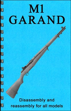 M1 Garand Rifles Disassembly & Reassembly Guide