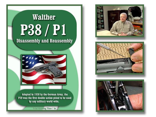 Walther P38/P1