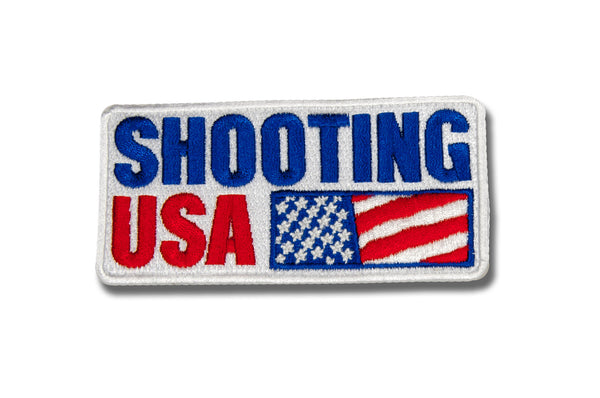 Shooting USA Patches