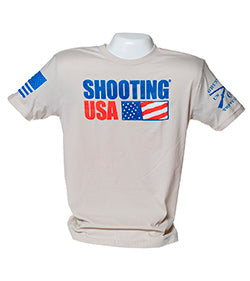d68ae480 Shooting USA T-Shirt by Grunt Style – Shooting USA Store