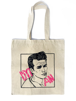 Tote Bag avec sérigraphie bicolore Dylan