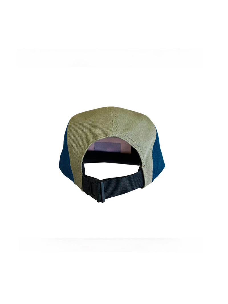 5 panel hat from Beurd