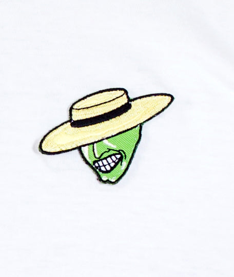 Patch de broderie The Mask