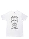 T-shirt avec sérigraphie Ryan Gosling Made in Canada