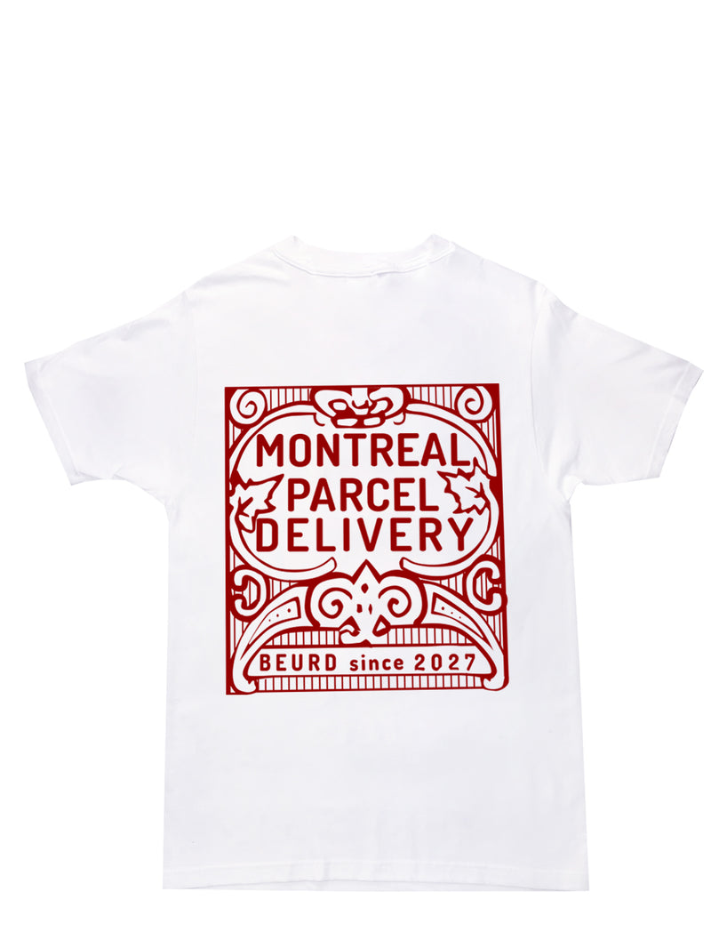 T-shirt Montreal Parcel Delivery