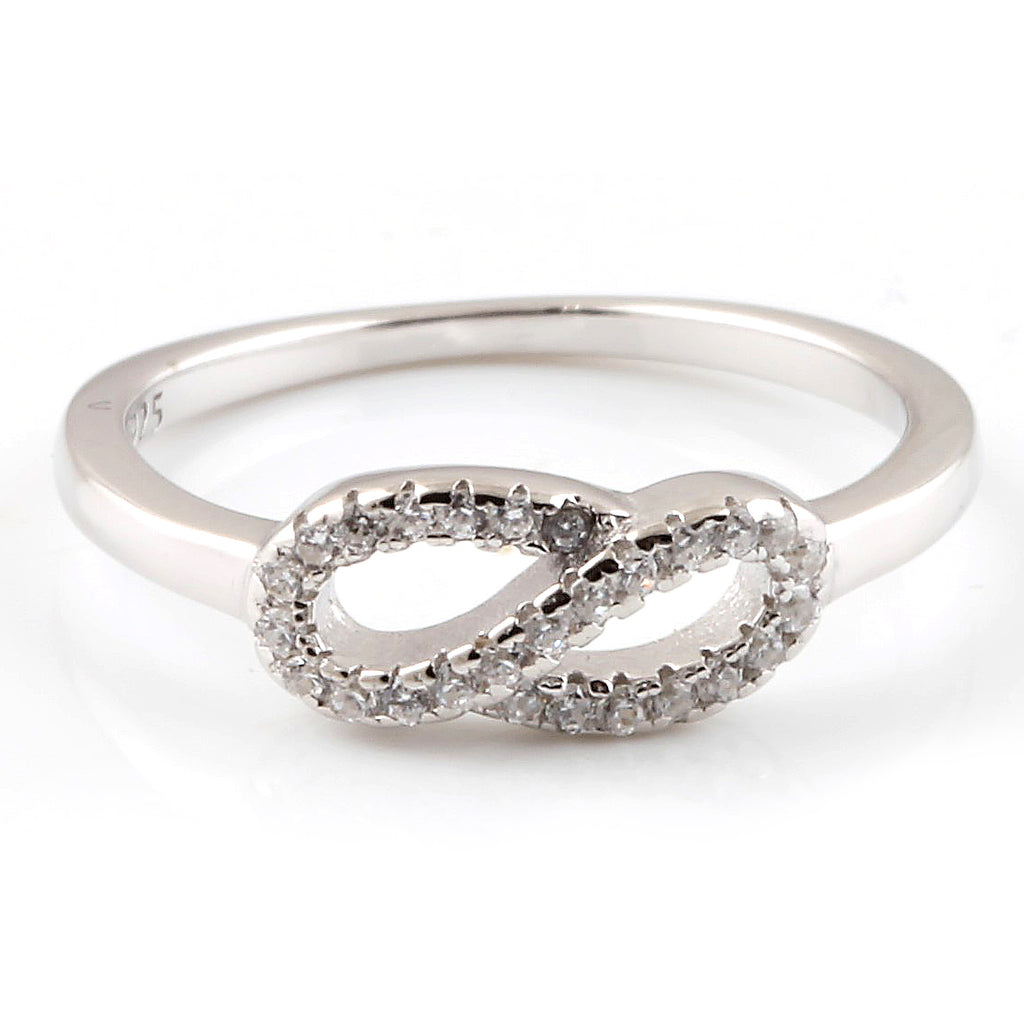 Eternity forever cubic ring