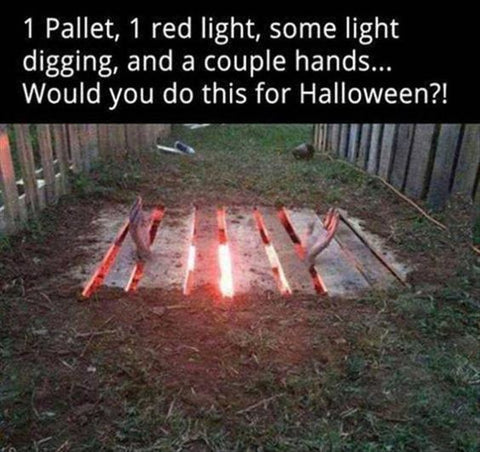 halloween pallet ideas tristartentscom 10 awesome outdoor halloween party ideas - Outdoor Halloween Party