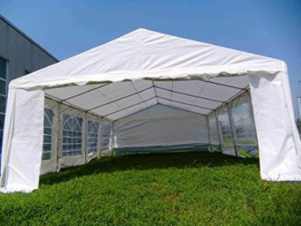Heavy Duty 16x26 PE Party Tent